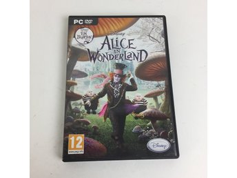 Disney, PC-spel, Alice In Wonderland