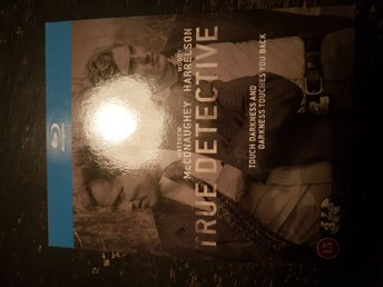True Detective Säsong 1 BLURAY
