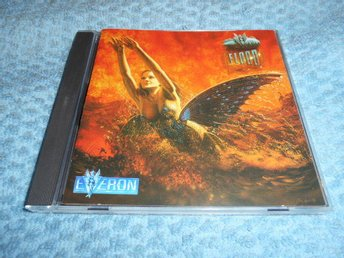 EVERON - Flood (CD) Hol 1997 Prog NM/EX Topp!!