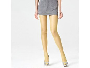 Strumpbyxor Tights - Gul