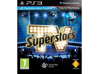 TV Superstars NORDIC (PS3) *NYTT & INPLASTAT*