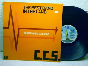 C C S - THE BEST BAND IN THE LAND