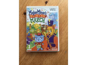 Major Minors Majestic March - Nintendo Wii