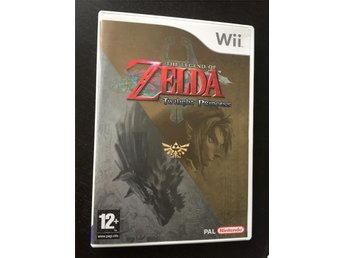 Zelda - Twilight Princess Wii