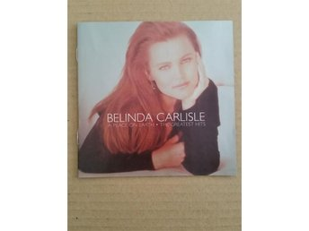 Belinda Carlisle A place on earth The Greatest Hits - Hörby - Belinda Carlisle A place on earth The Greatest Hits - Hörby
