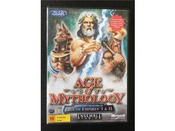 AGE OF MYTHOLOGY - Lund - AGE OF MYTHOLOGY - Lund