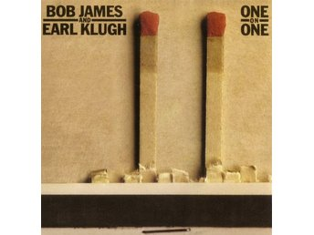 LP Bob James & Earl Klugh One to one