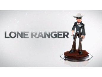 Spel Figurer Wii PS4 PS3 PC Xbox 360 Disney Infinity LONE Ranger - Uddevalla - Spel Figurer Wii PS4 PS3 PC Xbox 360 Disney Infinity LONE Ranger - Uddevalla