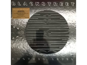 BLACKSTREET - ANOTHER LEVEL 2-LP 180G SILVERFÄRGAD VINYL LIMITED