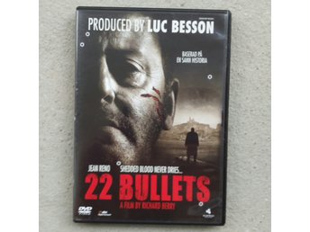 22 Bullets Luc Besson, Jean Reno Svensk text.Ej hyrfilm.Repfri - Kalmar - 22 Bullets Luc Besson, Jean Reno Svensk text.Ej hyrfilm.Repfri - Kalmar
