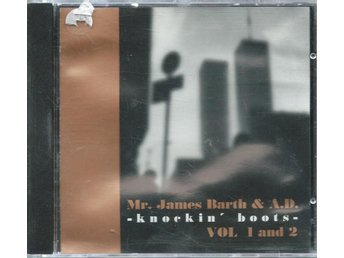 Mr. James Barth & A.D. ?– Knockin' Boots Vol 1 And 2