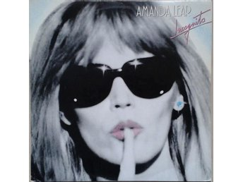 Amanda Lear title* Incognito* Synth-pop, Disco LP Scandinavia