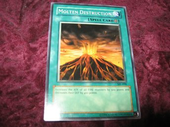 YU-GI-OH MOLTEN DESTRUCTION SRL-098 (SHORT PRINT)