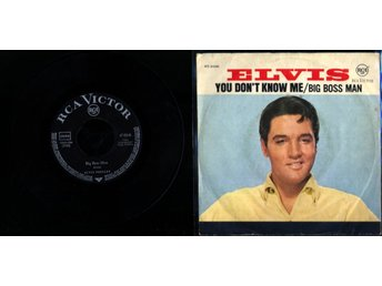 ELVIS PRESLEY - YOU DON'T KNOW ME