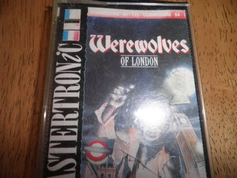 EEREWOLVES OF LONDON,SPEL TILL COMMENDORE