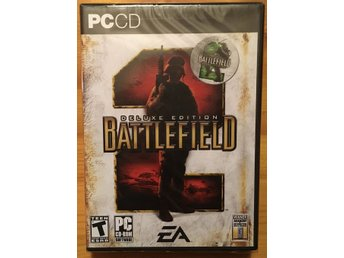 Battlefield 2: Deluxe Edition (PC NY!)