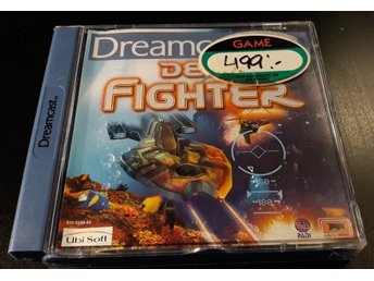 Deep Fighter - Komplett - Sega Dreamcast