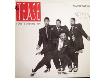 "Tease – I can´t stand the rain (Epic 12"")"