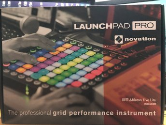 launchpad pro + Decksaver Novation Launchpad