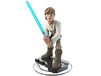 Luke Skywalker - Star Wars 3.0 - Disney Infinity  - PS3 PS4 Xbox Nintendo Wii