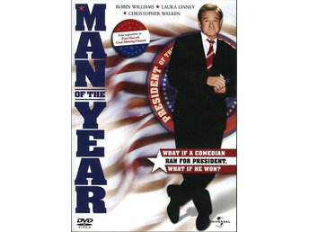 Man Of The Year (Robin Williams) DVD