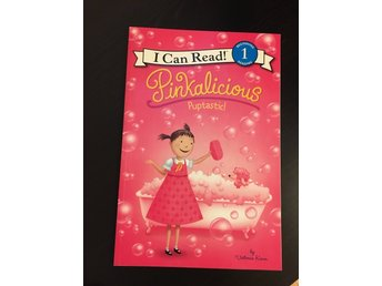 I can read - Beginning 1 Reading - Pinkalicious