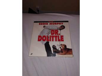 Dr. Dolittle - AC-3 - Widescreen edition - 1st Laserdisc