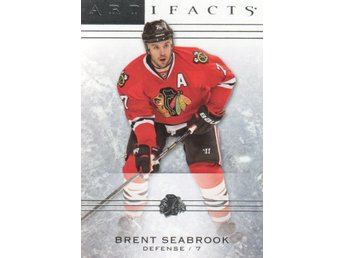 2014-15 Artifacts #60 Brent Seabrook