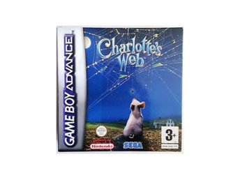 Charlottes Web - Gameboy Advance