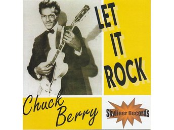 Dubbel CD Chuck Berry-Let It Rock