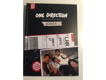 One Direction Take me home limited edition