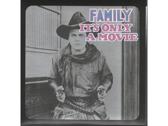 FAMILY - IT'S ONLY A MOVIE CD (REM) (JAPAN PAPER SLEEVE) NYSKICK!