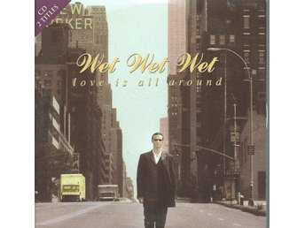 WET WET WET - LOVE IS ALL AROUND  ( CD MAXI/SINGLE )