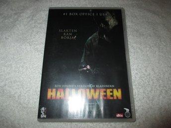Halloween Unrated * 2007 * Rob Zombie * Nyskick * Utgått - Linköping - Halloween Unrated * 2007 * Rob Zombie * Nyskick * Utgått - Linköping