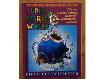 Spelguide - Super Mario World (snes)