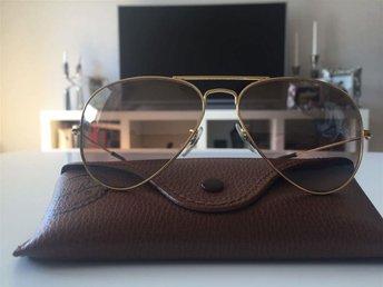 Ray Ban Sunglasses - Pink Golden - Malmo - Ray Ban Sunglasses - Pink Golden - Malmo
