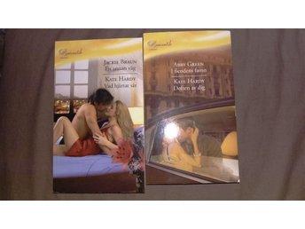 Harlequin Romantik: Serie Chateau Lefevre 2 andra historier - örebro - Harlequin Romantik: Serie Chateau Lefevre 2 andra historier - örebro