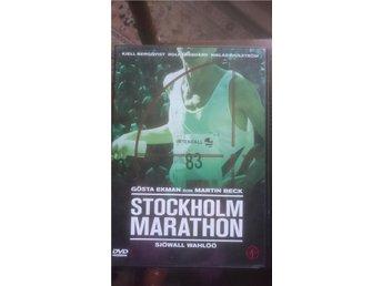 Gösta Ekman BECK # Stockholm marathon - Dösjebro - Gösta Ekman BECK # Stockholm marathon - Dösjebro
