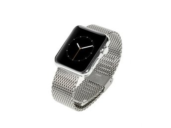 Klockarmband av Metall till Apple Watch 42mm - Silver