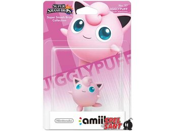 Nintendo amiibo Super Smash Collection (Jigglypuff)