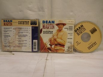 DEAN MARTIN - SINGS COUNTRY