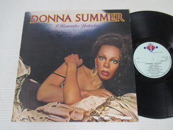 "Donna Summer ""I Remember Yesterday"""