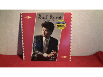 Paul Young - No parlez - Analogt album - ösmo - Paul Young - No parlez - Analogt album - ösmo