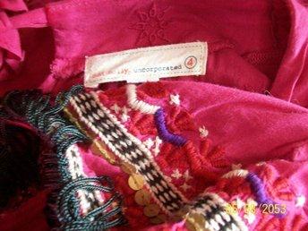 "Fin blus från Odd Molly #312 ""wigwam blouse"" Stl.4 - Kvissleby - Fin blus från Odd Molly #312 ""wigwam blouse"" Stl.4 - Kvissleby"