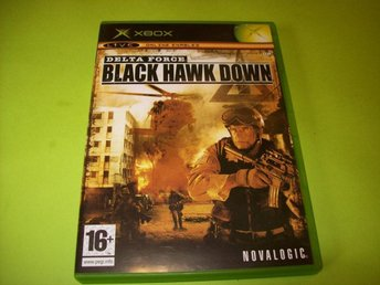 BLACK HAWK DOWN - HELT NYTT (X-BOX)