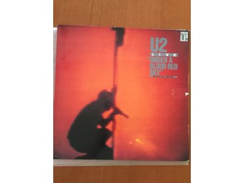 U2 - Under the blood red sky - live mini-LP