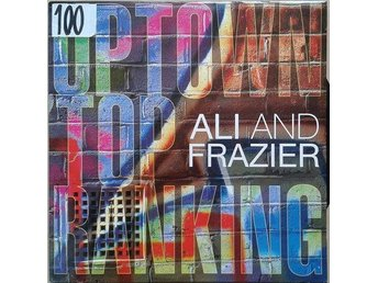 "Ali & Frazier title* Uptown Top Ranking* Euro.House, Ragga Reggae 12"" UK"