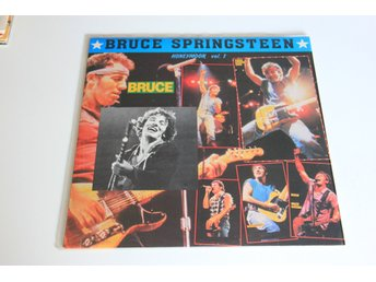 BRUCE SPRINGSTEEN - Honeymoon Vol.1 (2-LP)