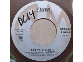 "Little Nell title* Fever* Europop, Synth-pop, Disco 7""US - Hägersten - Little Nell title* Fever* Europop, Synth-pop, Disco 7""US - Hägersten"