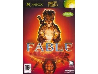 XBOX - Fable (Beg)